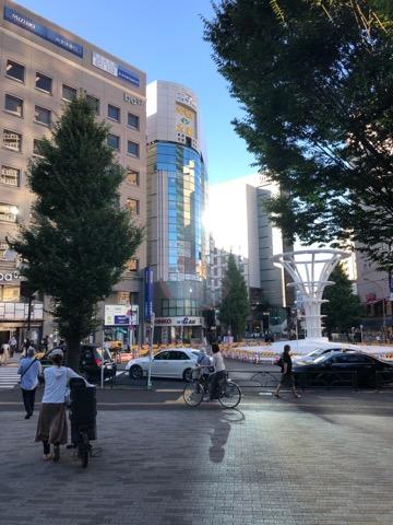 大塚駅ロータリー